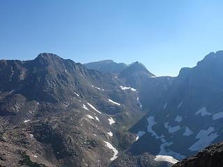 View towards Granite Peak