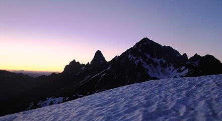 Mt Larrabee and A.B.P