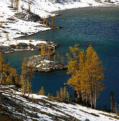 Lower Ice Lake Island