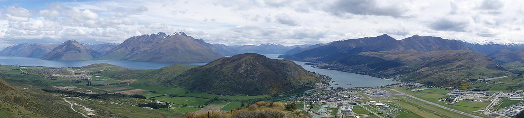 Queenstown Panorama