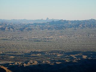 Picacho Peak down by Yuma