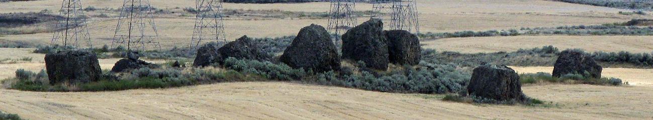 Haystack wall, Boulder Park