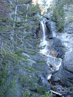 Upper Beauty Creek Falls