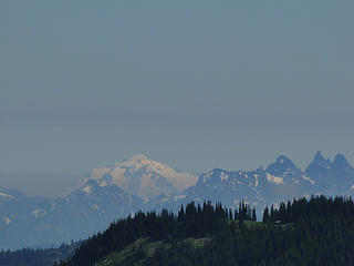 Some mountain to the north from Crystal Peak summit.