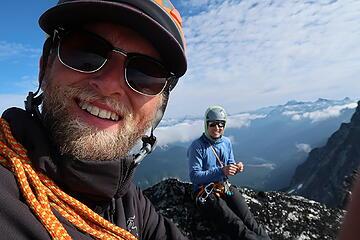 West Tenpeak summitshot
