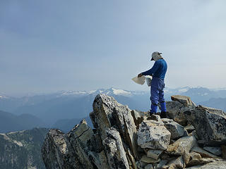 Summit of Snow King