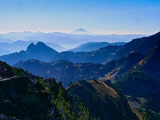 Mt. Adams from Tamanos