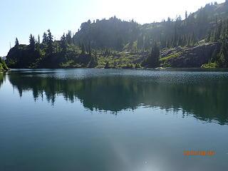 Lila lake