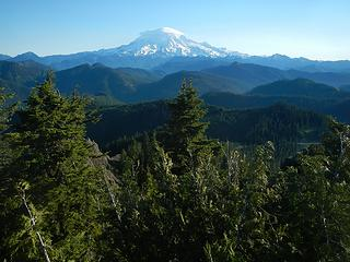 Rainier from Purcell