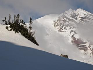 last look at Rainier