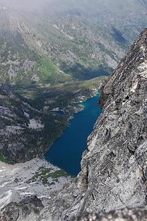 A slice of Colchuck Lake
