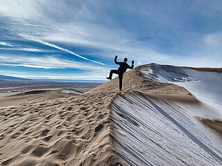 The Pose on High Dune