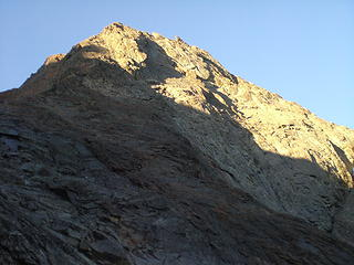 Typical terrain on route.