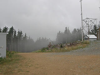 East Tiger summit.