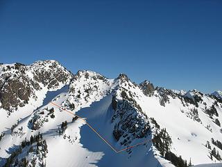 Mt. Herman Route