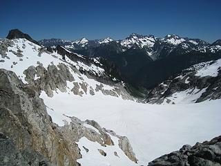 bruseth glacier