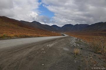 Dalton Highway, Chandalar Shelf