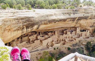 Cliff Palace, Mesa Verde, AZ