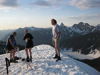 Hot Hikers