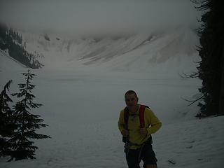 Jim and Lake Serene