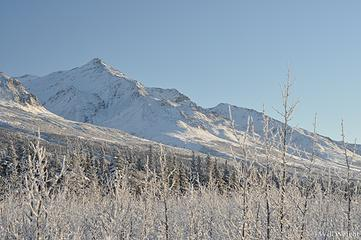 Alaska Range, Richardson Highway (19)