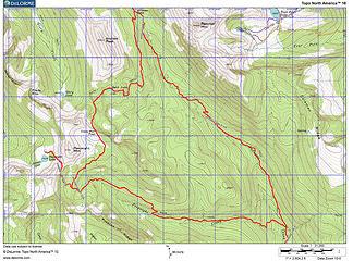 Peepsight Trail