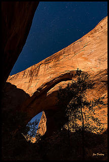 Jacob Hamblin Arch & Stars