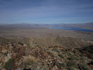 Lake Mojave north