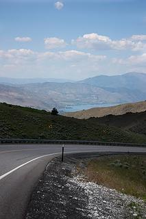 Lake Chelan from McNeil Canyon - Panoramio