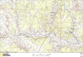 Escalante River/Deer Canyon 2 separate dayhikes