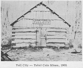 """Tull City - 1901"" photo (USFS 1905)"