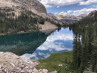Packrat Lake (AKA Limber Lake)