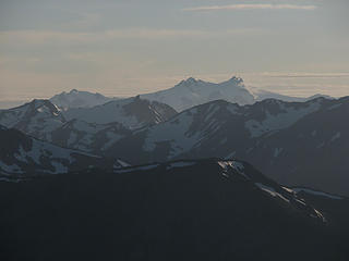 Olympus from Baldy