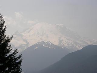 Views on Crystal Lake trail.