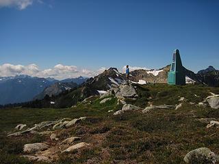 Zi iob Peak 6343'