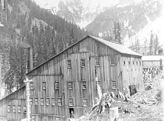 Monte Cristo Concentrator ca. 1900