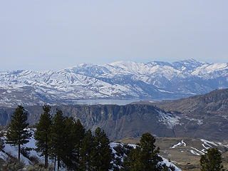 Lake Chelan from McNeil Canyon - Flickr photo