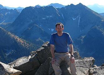 Matt on Stiletto summit
