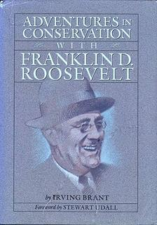 Brant, Conservation with FDR