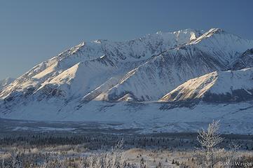 Alaska Range, Richardson Highway (17)