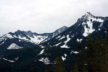 The Duke & Dutchess (which one is which?), Kent and McClellan Butte.