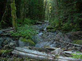 Gerkman Creek (downstream)
