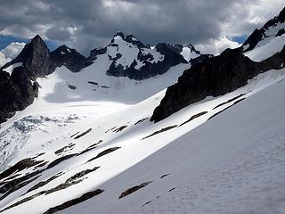 dana glacier