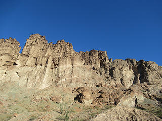 Picacho cliffs