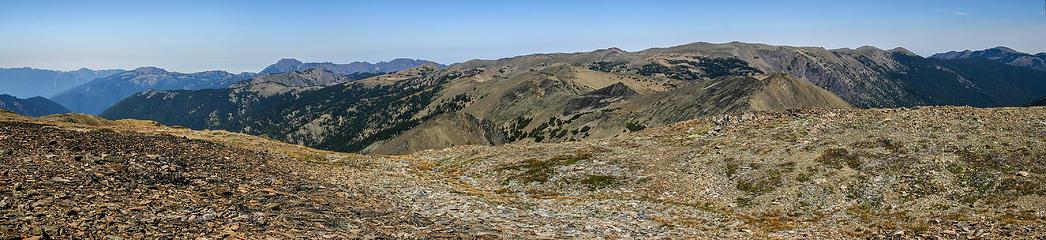 Summit of Moose Mountain