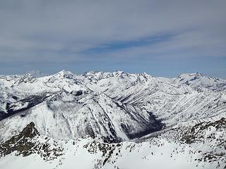 Glacier, Entiats, and Bonanza