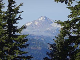 A peak of Glacier from Scorpion Mtn.