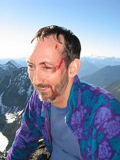 Matt at TT summit