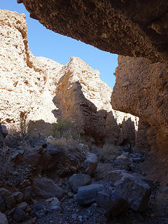 ascending the Furnace Creek Formation
