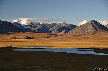 Galbraith Lake, Dalton Highway